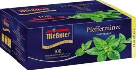 Meßmer Pfefferminze Tee, 100 Beutel
