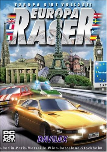 Europa Raser (deutsch) (PC) -- via Amazon Partnerprogramm