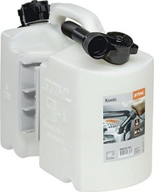 Stihl combi-canister for 5L fuel and 3L oil transparent (8810120)