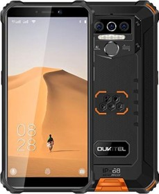 Oukitel WP5 schwarz/orange