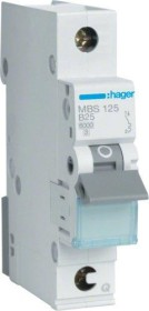 Hager Leitungsschutzschalter (MBS125)