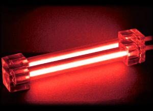 Sharkoon Luminous mini red 2in1 kit 10cm (cold cathode/CCFL)