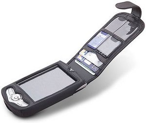 Belkin lamb's leather-flip case for HP iPAQ h1910/h1940 (F8Q3400ea)