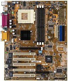 ASUS A7V266-C/A, KT266A [DDR]