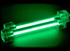 Sharkoon Luminous mini green 2in1 kit 10cm (cold cathode/CCFL)