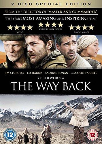 The Way Back (UK) -- via Amazon Partnerprogramm