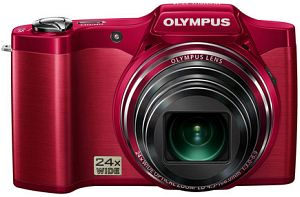 Olympus SZ-14 red (V102080RE000)