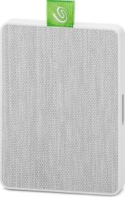Seagate Ultra Touch SSD weiß 500GB, USB 3.0 Micro-B (STJW500400)