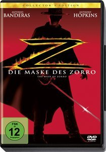 Die Maske des Zorro (Special Editions)