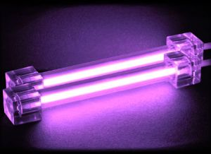 Sharkoon Luminous mini UV 2in1 kit 10cm (cold cathode/CCFL)