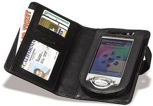 Belkin Schmales leather-case for HP iPAQ (F8Q1402ea)