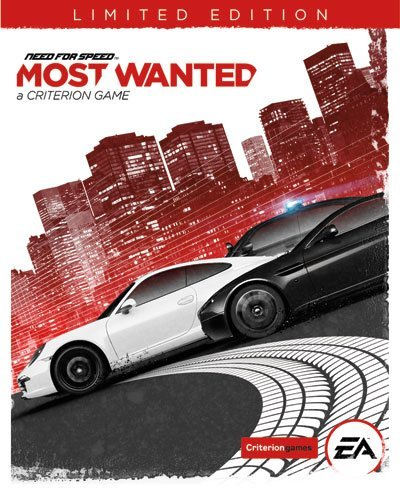 Need for Speed - Most Wanted Limited Edition (2012) (English) (PC)
