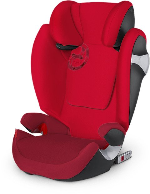 cybex solution m fix mars red 2016 heise online. Black Bedroom Furniture Sets. Home Design Ideas