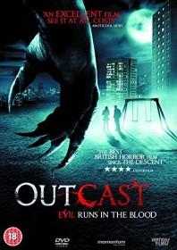 Outcast (2010) (DVD) (UK)