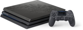 Sony PlayStation 4 Pro - 1TB The Last of Us: Part II Limited Edition Bundle grau