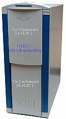 Blacknoise Noiseblocker Ultrasilent Big, wyciszenie (bez zasilacza)