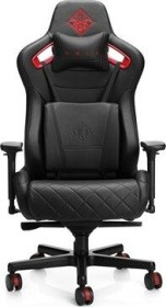 HP Omen Citadel gaming chair, black/red (6KY97AA)