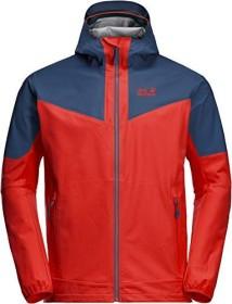 Jack Wolfskin Alpine Trail Jacke lava red (Herren) (1306501-2066)