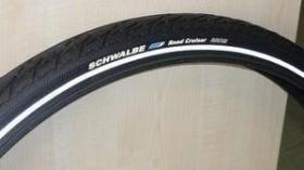 """Schwalbe Fahrrad Reifen Road Cruiser HS484 Green 28x1.40/""""37-622 KG GC"""