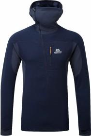 Mountain Equipment Eclipse Hooded Zip-T Shirt langarm cosmos (Herren) (ME-002285-ME-01286)