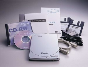 AOpen CRS-446U, 4x/4x/6x, USB, portable, retail