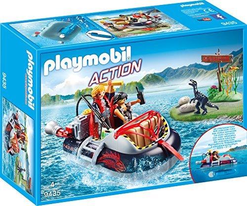 playmobil Action - Luftkissenboot mit Unterwassermotor (9435) -- via Amazon Partnerprogramm