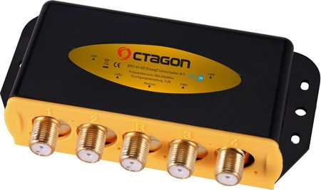 Octagon Optima DiSEqC ODS 41-02 HQ Gold