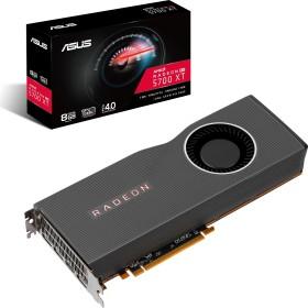 ASUS Radeon RX 5700 XT, RX5700XT-8G, 8GB GDDR6, HDMI, 3x DP (90YV0D80-U0NA00)