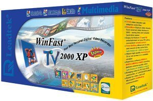 Leadtek WinFast TV2000 XP Expert, PCI