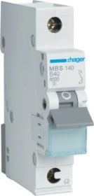 Hager Leitungsschutzschalter (MBS140)