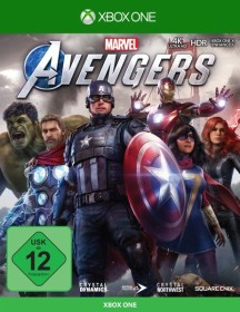 Marvel's Avengers - 500 Heroic Credits (Download) (Add-on) (Xbox One)