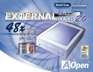 AOpen EHW-4850U retail extern/USB 2.0