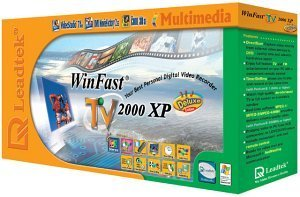 Leadtek WinFast TV2000 XP Deluxe, PCI