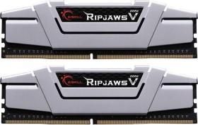 G.Skill RipJaws V silber DIMM Kit 16GB, DDR4-2666, CL15-15-15-35 (F4-2666C15D-16GVS)