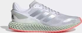 adidas 4D Run 1.0 cloud white/silver metallic/signal pink (FV6960)