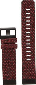 Garmin replacement bracelet QuickFit 22 nylon red (010-12863-06)