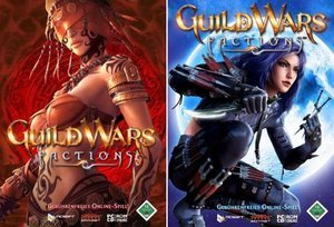 Guild Wars - Factions (Add-on) (MMOG) (German) (PC)