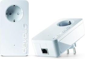 devolo Premium Powerline Gigabit Starter Kit, HomePlug AV2, RJ-45, 2er-Pack (9617)