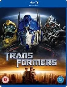 Transformers (Blu-ray) (UK)
