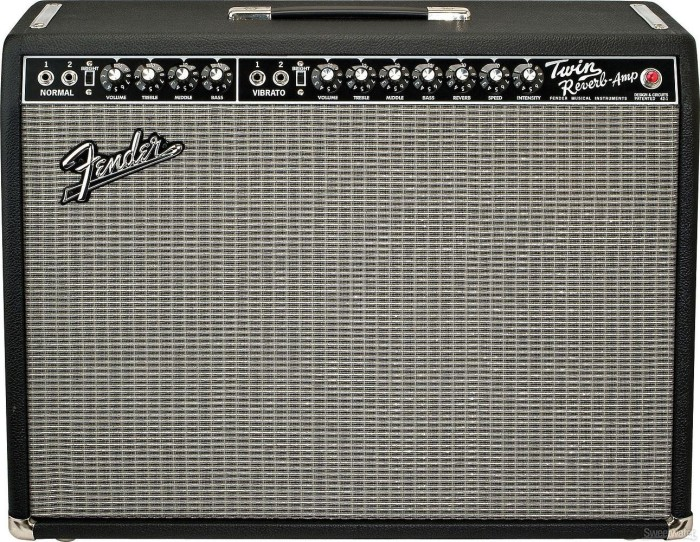 Fender '65 Twin Reverb -- via Amazon Partnerprogramm
