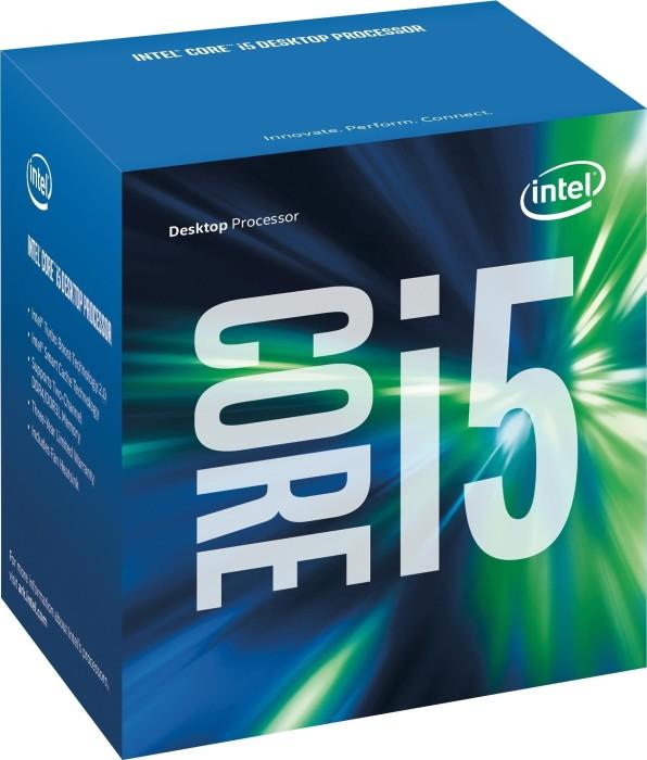 Intel Core i5-7500, 4x 3.40GHz, box (BX80677I57500)