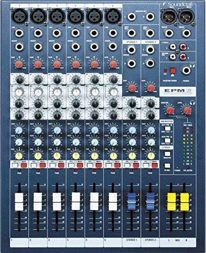 Soundcraft EPM 6 -- via Amazon Partnerprogramm
