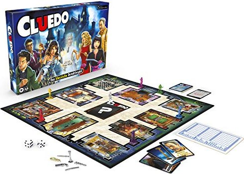 Cluedo Classic -- via Amazon Partnerprogramm