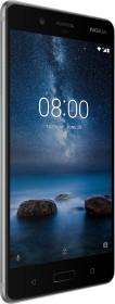 Nokia 8 Single-SIM 64GB silber