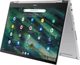 ASUS Chromebook Flip C436FA-E10029 Transparent Silver (90NX0PS2-M00310)