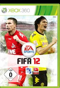 EA sports FIFA football 12 (German) (Xbox 360)