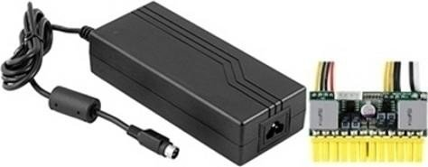Mini-Box PicoPSU-150-XT + 150W Adapter Power Kit, 150W extern -- © solo-entertainment.de