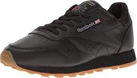 Reebok Classic Leather schwarz/gelb (Damen) (49802)