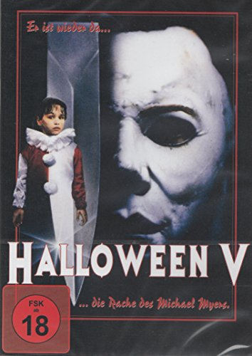 Halloween 5 - Die Rache des Michael Myers -- via Amazon Partnerprogramm