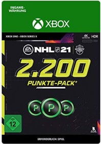 EA Sports NHL 21 - Ultimate Team: 2200 NHL Points (Download) (Add-on) (Xbox One)